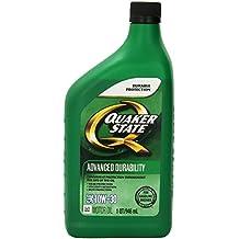 Quaker state motor oil for Quaker state advanced durability motor oil