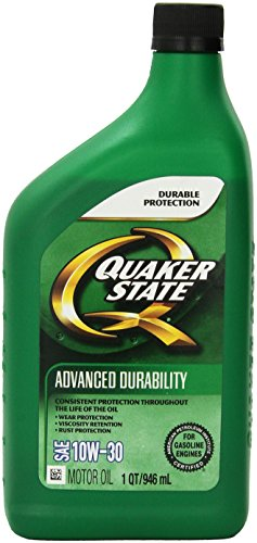 From usa quaker state 550035170 advanced durability for How long does motor oil last