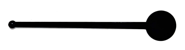 300 Black Plastic Choice of Quantites ASDA 7 Cocktail Stirrers