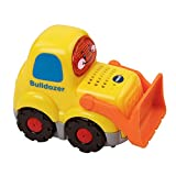 VTech Go! Go! Smart Wheels Bulldozer, Multicolor