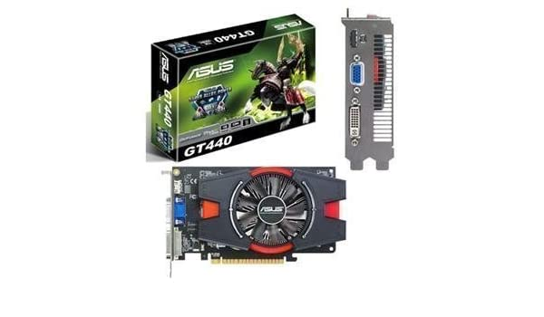 Asus GeForce GT440 ENGT440/DI/1GD5 Drivers