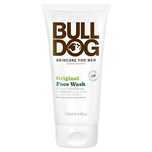 Original Face Wash Bulldog Natural Skincare 5.0 oz