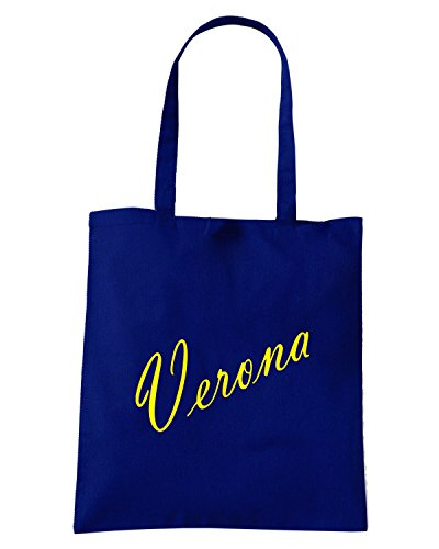 T-Shirtshock - Bolsa para la compra TSTEM0129 verona products Azul Marino