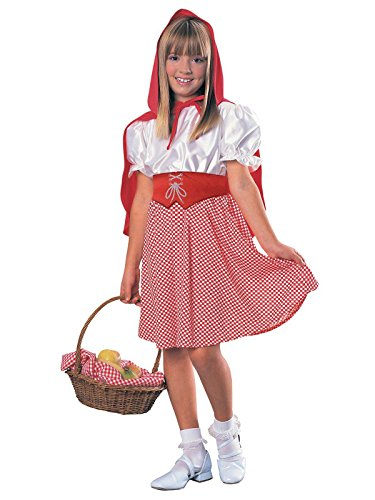 Rubies Child's Red Riding Hood Costume, Small ()