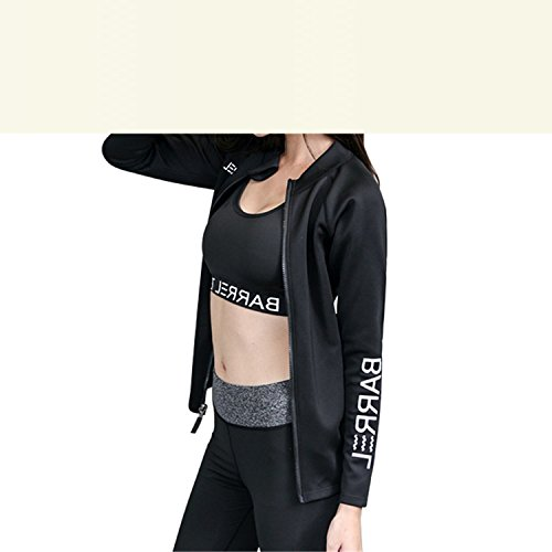 MOVING NOW Long sleeve running sport shirt yoga tops camisetas deporte mujer...