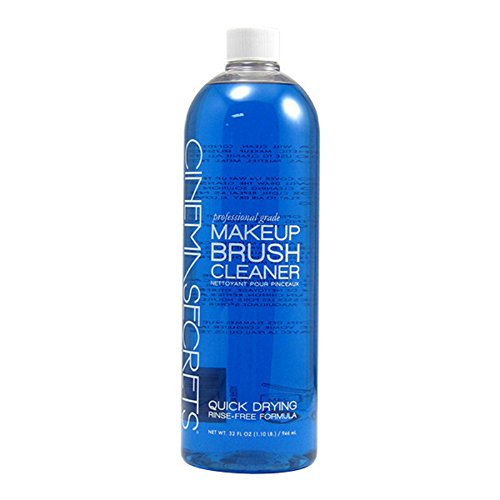 - Cinema Secrets Professional Makeup Brush Cleaner 32oz