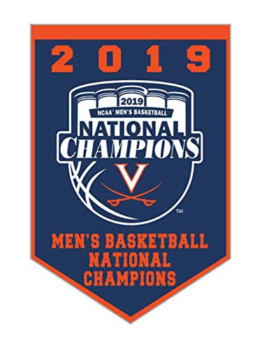 Virginia Cavaliers 2019 NCAA Men's Basketball National Champions Banner Magnet