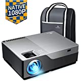"""VANKYO Performance V600 Native 1080P LED Projector, 4000 Lux HDMI Projector with 300""""Display Compatible TV Stick, HDMI, VGA, USB, Xbox, Laptop, iPhone Android for PowerPoint Presentation"""