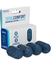 Ultrasonic Demineralization Humidifier Replacement Cartridges | Prevents Hard Water Build-Up | Filters Mineral Deposits | Purifies Water | Eliminates White Dust | Removes Odor | HoMedics - 4 Pack