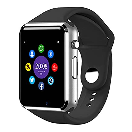 6ca1dc692ac SHYLOC Bluetooth Smart Watch for Android iOS Mobile Tablet PC iPhone   Amazon.in  Computers   Accessories
