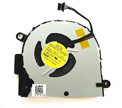 Cooler para Lenovo V4000 Y50C Z41-70 Z51-70 5-Wire DC28000FWF0 DFS561405PL0T