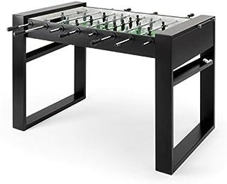 FAS Table de Football Tour 65 Noir 114,5 x 70 x 87 cm