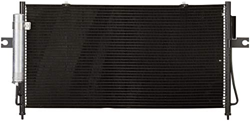 Nissan Xterra Air Conditioning - Spectra Premium 7-3100 A/C Condenser for Nissan Frontier