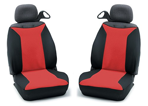 SeatGloves Seat Covers: SEATGLOVES Various Bucket & Sport Seats (Red) (SV103RD)