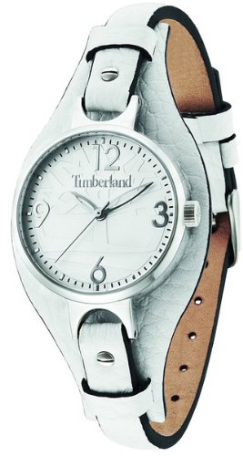 Watch Timberland Deering 14203ls-01 Women´s White