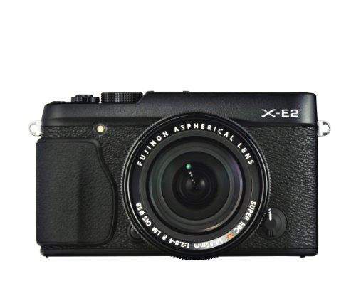 フジフイルム XE2 ブラック ズームレンズキット XF 1855mm F2.84 R LM OIS