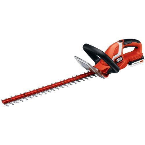 Cordless Hedge Trimmer by Black & Decker