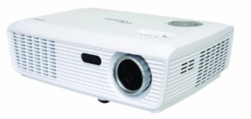 Optoma hd66 hd 720p 2500 ansi lumens home theater for Hd projector reviews