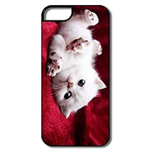 Ideal Fashion Cat Plastic Case For IPhone 5/5s