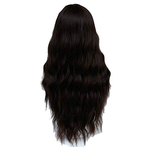 Fluffy Synthetic Wig Long Wavy Curly Wig Party Heat Resistant for Women,P4/27,26inches -