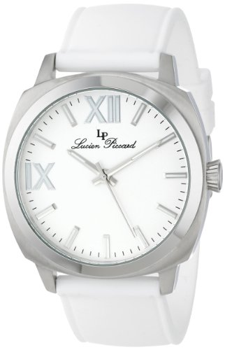 Lucien Piccard Women's LP-20032-02 St. Tropez Analog Display Japanese Quartz White Watch
