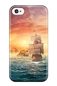 TYH - Special Terry Willett Skin Case Cover For ipod Touch 4, Popular Ship Phone Case phone case