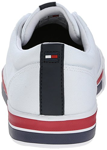 Tommy Hilfiger Heren Reno Oxford, Wit, 12 M Us