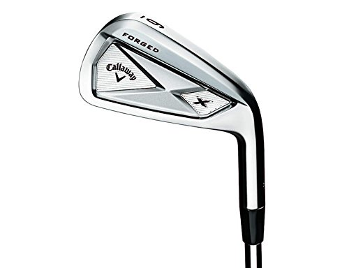 Callaway 2013 X Forged Iron Set 3-PW Project X Flighted 7.0 Steel X-Stiff Right Handed 38 in