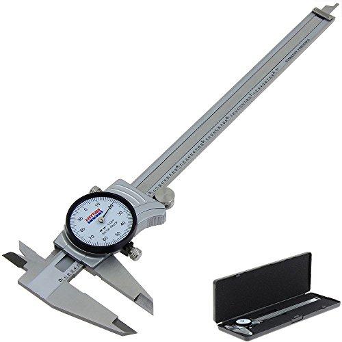 8 inch dial caliper - 2