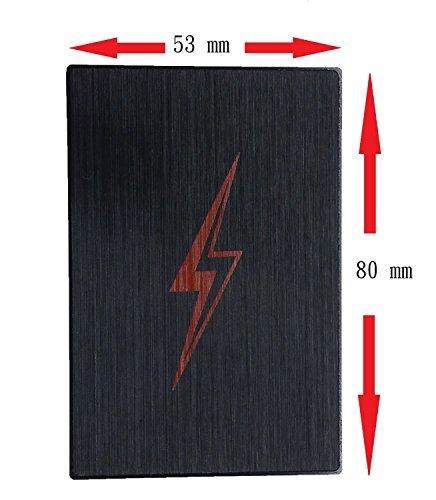 FT Three3 256GB external SSD Hard Drive - FTS1-256