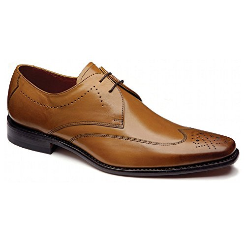mens-loake-part-brogue-lace-up-leather-shoes-stitch-tan-size-75f-eu-415-us-size-85