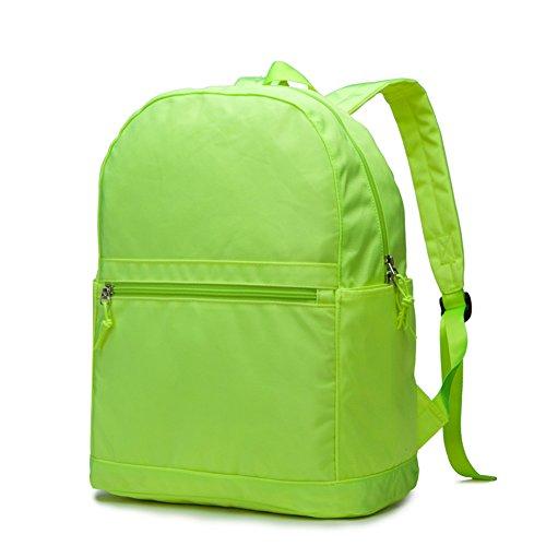 Mochila simple/bolsa para hombres y mujeres/Mochila de estilo College/Bolsa de viaje-D D