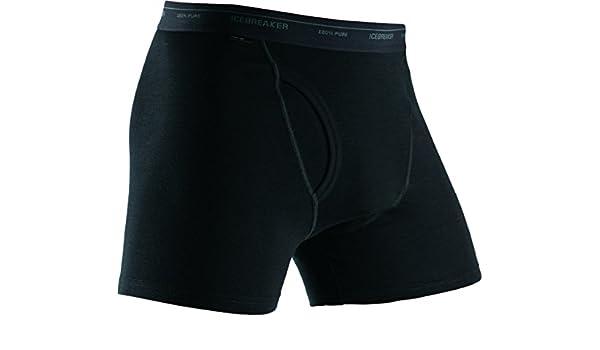 Pantalones Interiores Icebreaker Unterhose Boxer Everyday W Fly