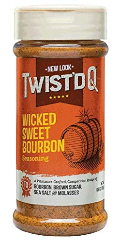 Best wicked sweet bourbon seasoning to buy in 2019
