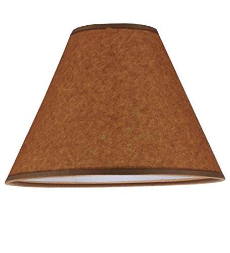 Lumtopia Meyda Tiffany 119340 Parchment Oil Lamp Shade, 1...
