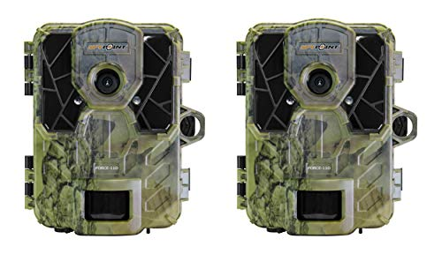 - SPYPOINT FORCE-11D Ultra Compact Trail Camera 11MP HD Video, High Power LEDs, Blur Reduction&Infrared Boost Technology, 2