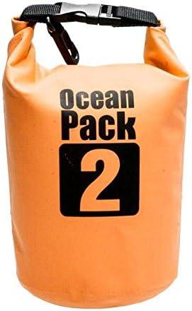 Biwond - Bolsa Impermeable Ocean Pack 2 (Naranja): Amazon.es: Informática
