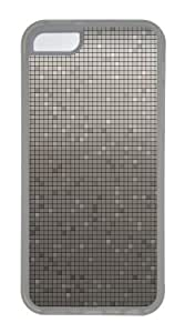 Customized Case Simple bricks 2 TPU Transparent for Apple iPhone 5C