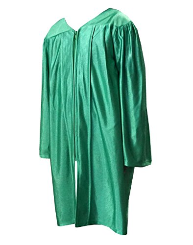 Grad Days Kindergarten Graduation Gown Cap Tassel 2018 Shiny Robe 33(4'0''-4'2''), (Kindergarten Graduation Tassels)