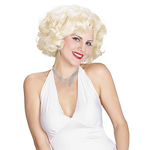 Fun Express - Marilyn Monroe Wig for Halloween - Apparel Accessories - Costume Accessories - Wigs & Beards - Halloween - 1 -