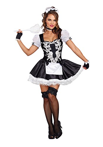 [French Kisses (As Shown;Large)] (French Kiss Costume)