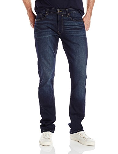 PAIGE Men's Federal Slim Fit in Rigby, 34 - Paige Premium Denim Blue Jeans