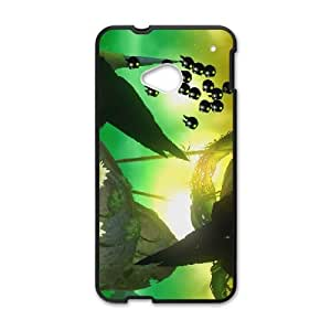HTC One M7 Cell Phone Case Black BADLAND Game of the Year Edition LSO7979188