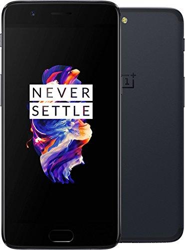 2 opinioni per OnePlus 5 Smartphone 64GB Grigio (Slate Gray) A5000 [EU-Version] con l'originale