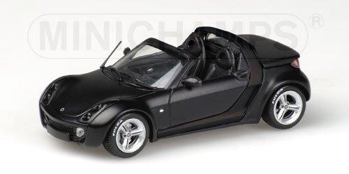 e Diecast - 436 032132 Smart Roadster Fulda 2003 black ()