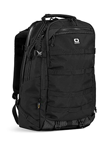 OGIO ALPHA Convoy 525 Laptop Backpack, Black