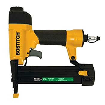 Image of BOSTITCH SB-2IN1 2-In-1 Narrow Crown Stapler/18-gauge Brad Nailer Home Improvements