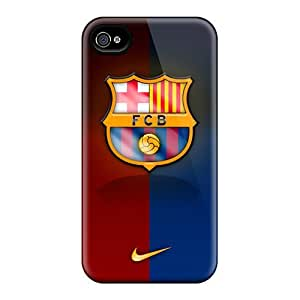 Fashionable Iphone 4/4s Case Cover For Barcelona Fbc Protective Case