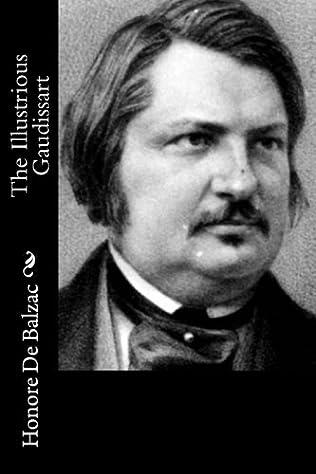 book cover of Illustrious Gaudissart
