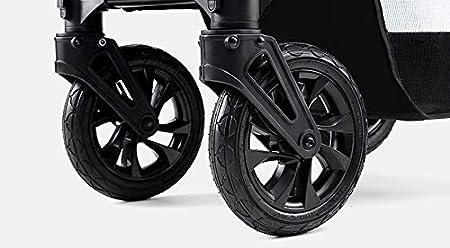 Kinderkraft Prime silla con capazo multifuncional 2en1 gris